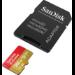 SanDisk Extreme memoria flash 256 GB MicroSDXC UHS-I Clase 3