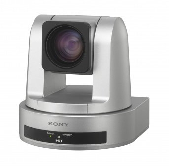 "Sony SRG-120DH video conferencing camera 2.1 MP CMOS 25.4 / 2.8 mm (1 / 2.8"") Silver"