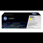 HP 305A Origineel Geel 1 stuk(s)