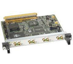 4pt Clear Channel T3/E3 Shared Port Adapter REMANUFACTURED