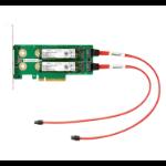 Hewlett Packard Enterprise 878783-K21 peripheral controller