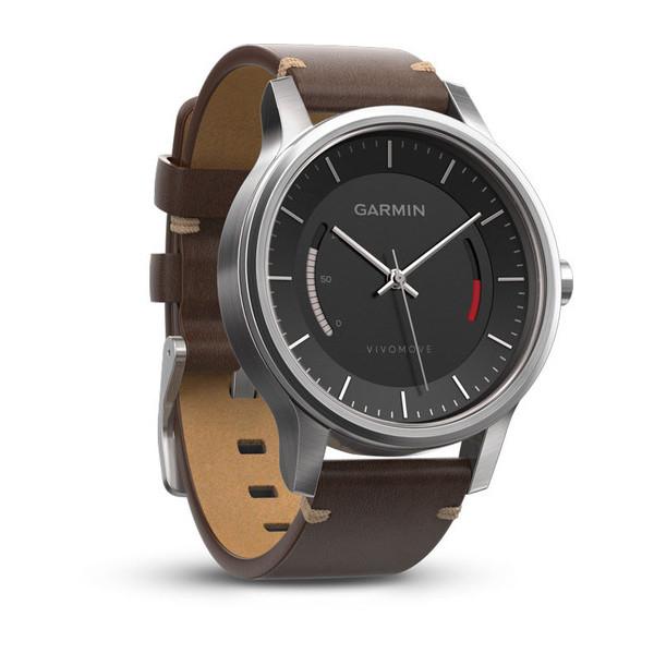 Garmin vívomove Wristband activity tracker Wireless Stainless steel