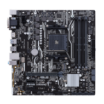 ASUS PRIME A320M-A AMD A320 Socket AM4 Micro ATX motherboard