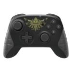 Hori NSW-234U Gaming Controller Black, Gold Bluetooth Gamepad Analogue Nintendo Switch