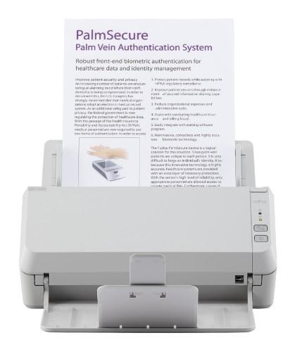 Fujitsu SP-1120N ADF scanner 600 x 600 DPI A4 Grey