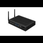 LG CL600W-AC cliente liviano 1,5 GHz J4105 Windows 10 IoT Enterprise 800 g Negro