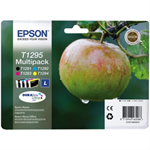 Epson C13T12954012 (T1295) Ink cartridge multi pack, 11,2 ml + 3x7 ml, Pack qty 4