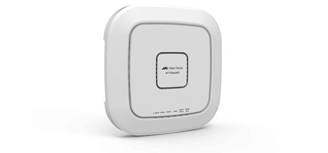 Allied Telesis AT-TQm5403-00 punto de acceso WLAN 2133 Mbit/s Energía sobre Ethernet (PoE) Blanco