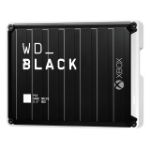 Western Digital P10 external hard drive 5000 GB Black