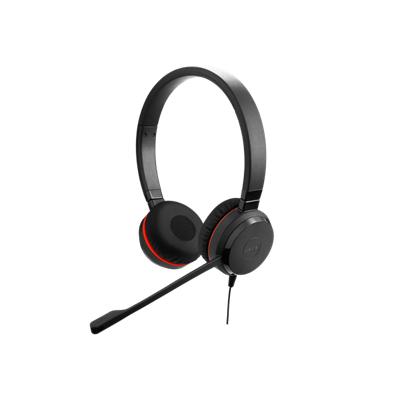 Jabra Evolve 30 II Binaural Head-band Black