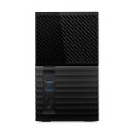 WESTERN DIGITAL My Book Duo 16TB Desktop RAID External Hard Drive USB 3.1 Gen2 - Black