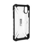 "Urban Armor Gear Plasma mobile phone case 15.5 cm (6.1"") Cover Black,Grey"