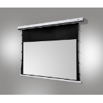 Celexon - Electrical Tab Tension Screen - Home Cinema Plus 280cm x 158cm - 16:9 - Tensioned Projector Screen