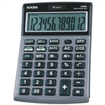 Aurora DT661 calculator Desktop Silver
