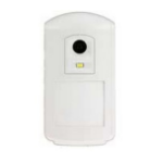 Honeywell CAMIR-8EZS detector de movimiento Inalámbrico Pared Blanco