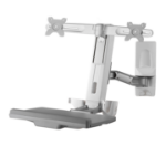 Amer AMR2WS desktop sit-stand workplace