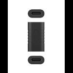 CoreParts MBXUSBC-AC0007 cable gender changer USB-C(F) Black