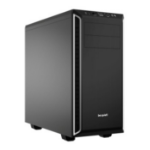 be quiet! Pure Base 600 Midi-Tower Black,Silver computer case