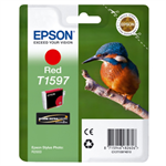 Epson C13T15974010 (T1597) Ink cartridge red, 17ml