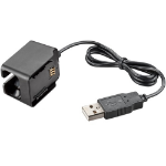 POLY 84602-01 mobile device charger Indoor Black
