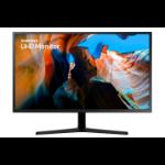 """Samsung U32J590UQR 80 cm (31.5"""") 3840 x 2160 pixels 4K Ultra HD LCD Black"""
