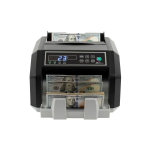 Royal Sovereign RBC-ES200 money counting machine Banknote counting machine Black