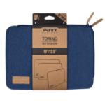 "Port Designs TORINO Sleeve 12.5"" Sleeve case Blue"