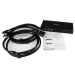 StarTech.com 2-port Mini DisplayPort KVM switch - USB 2.0 - 4K at 60Hz SV231MDPU2