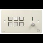 SY Electronics SY-KP6VE-BW matrix switch accessory