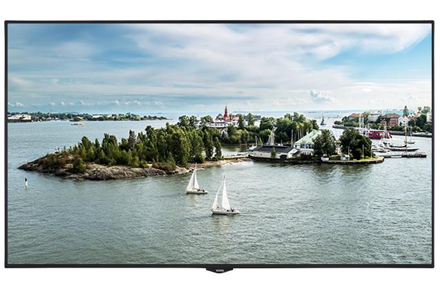 """Vestel STM43UH8 Digital signage flat panel 109.2 cm (43"""") IPS Full HD Black"""