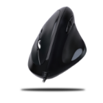 Adesso iMouse E3 - Vertical Ergonomic Programmable Gaming Mouse with Adjustable Weights