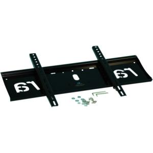 "Ra technology RA-90-LCD-HD 70"" Black flat panel wall mount"