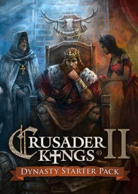 Nexway Crusader Kings II: Dynasty Starter Pack PC/Mac/Linux Paquete de inicio Español