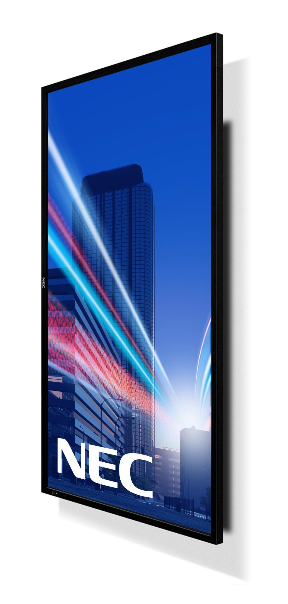 Digital Display Panel : Nec multisync s digital signage flat panel quot led