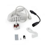 Ergotron 97-921 power cable Grey 2.4 m