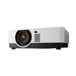NEC P506QL data projector Ceiling / Floor mounted projector 5000 ANSI lumens DLP 2160p (3840x2160) 3D White