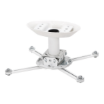 Atdec TH-PFK Ceiling White projector ceiling & wall mount