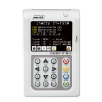 Cherry ST-1530 Indoor USB 2.0 Grey,White smart card reader
