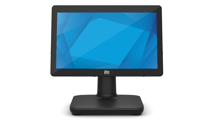 """Elo Touch Solution E936365 POS system All-in-One 2.1 GHz i5-8500T 39.6 cm (15.6"""") 1920 x 1080 pixels Touchscreen Black"""