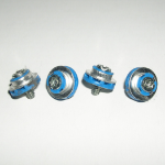 "HP 2.5"" HDD/SSD M3 Grommet Screws (Bulk 48)"