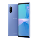 "Sony Xperia 10 III 15.2 cm (6"") Hybrid Dual SIM Android 11 5G USB Type-C 6 GB 128 GB 4500 mAh Blue XQBT52L.UKCX"