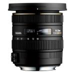 Sigma 10-20mm F3.5 EX DC HSM SLR Wide lens Black