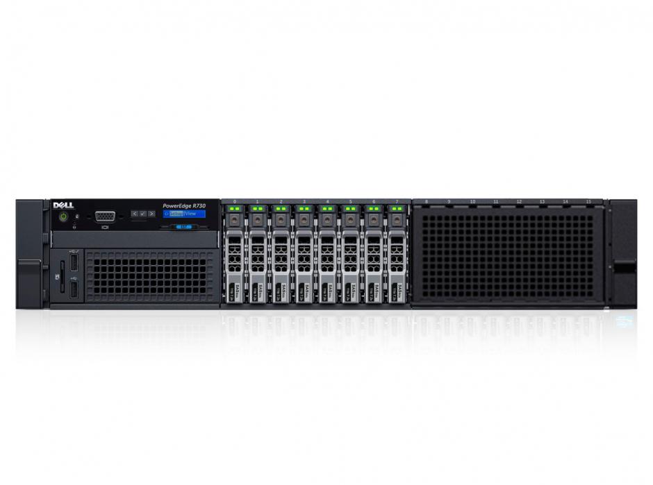 DELL PowerEdge R730 2.2GHz E5-2650V4 750W Rack (2U) server