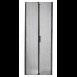 APC NetShelter SX 48U 750mm Wide Perforated Split Doors Black