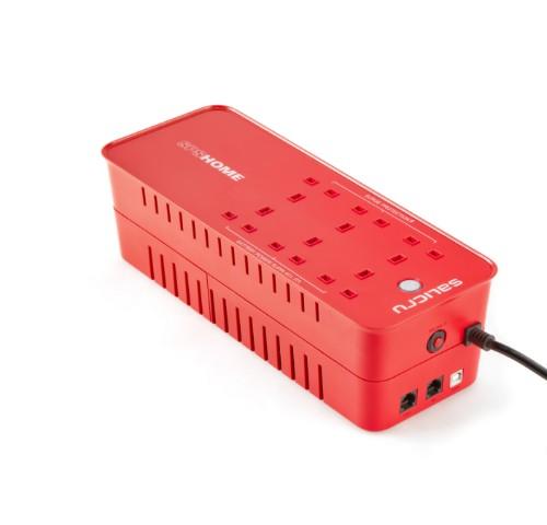 SALICRU SPS 650 HOME UK uninterruptible power supply (UPS) Standby (Offline) 650 VA 360 W 6 AC outlet(s)
