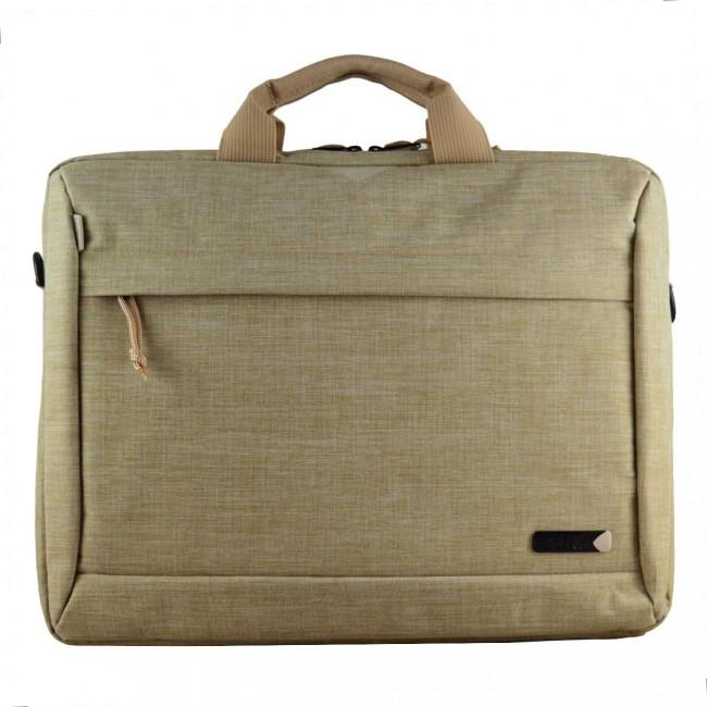 "Tech air TAN1210 maletines para portátil 39,6 cm (15.6"") Bandolera Beige"