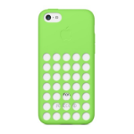 "Apple MF037ZM/A 4"" Cover Green mobile phone case"