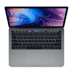 "Apple MacBook Pro Grey Notebook 33.8 cm (13.3"") 2560 x 1600 pixels 8th gen Intel® Core™ i5 8 GB LPDDR3-SDRAM 512 GB Flash macOS Mojave"