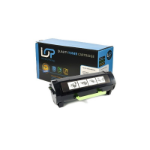 Click, Save & Print Remanufactured Lexmark 24B6186 Black Toner Cartridge