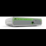 Allied Telesis FS710/5 Unmanaged Fast Ethernet (10/100) Green,Grey